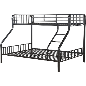 Twin Extra Long/Queen Size Bunk Bed