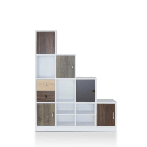 Stair Shape Storage Units