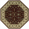 Octagon Shape Rug