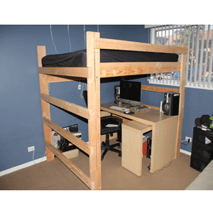 College Loft-Bed