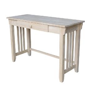 Unfinished Desk