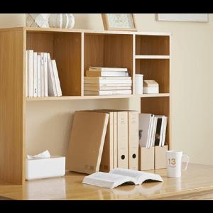 Over The Desk Bookshelf