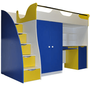 Custom Made Loft Beds Or Bunk Beds