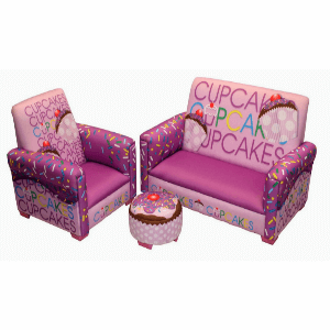 Childrens Foam Furnishings