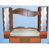 Custom Made Bed Wall