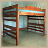 Queen-Size-Loft-Bed