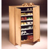 Custom Made Shoe Cabinet