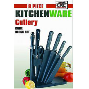 8 Piece Block Knife Set CK00305(CKC)