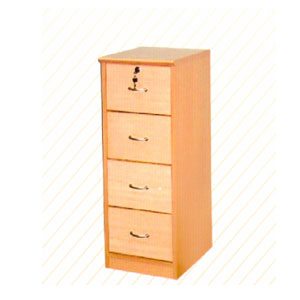 4 Drawer Cabinet W/Lock 120_027/120_029 (LF)