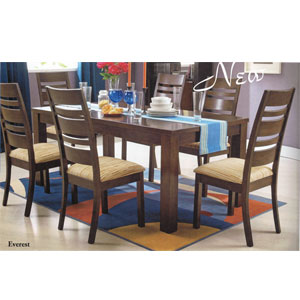 5-Pc Everest Dining Set 0850/0852 (A)