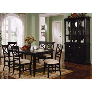 6 Pc. Metropolitan Dining Set 101270/2/5