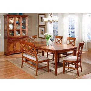 6 Pc. Metropolitan Dining Set 101280/2/5 (CO)