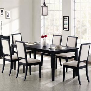 7-Pc Louise Dining Set 101561/2 (CO)