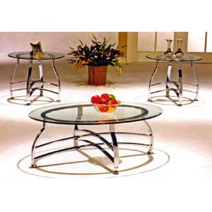 Alliance Occasional Table Set 1237 (ML)