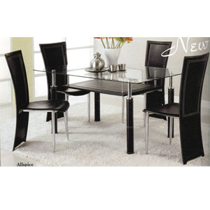 5-Pc Allspice Dining Set 14045/46GL/48 (A)