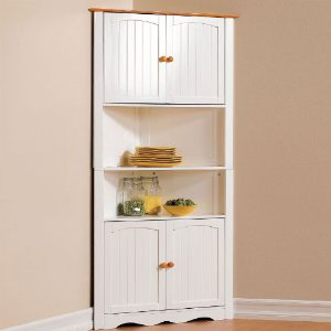 country kitchen corner cabinet 1591 54358 1052 bhfs country kitchen freestanding pantry cabinet from 179 99 in