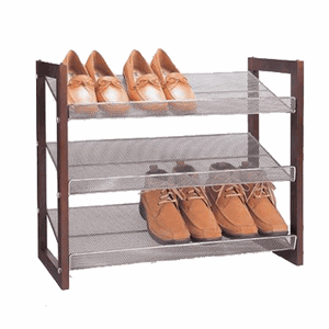 3-Tier Stackable Shoe 17053WLT(OI)(Free Shipping)