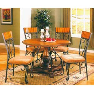5 Piece Excalibur Dining Set 2040 3040 ML