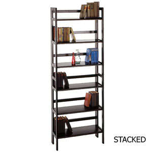 3-Tier Folding and Stackable Shelf _896(WSWFS)