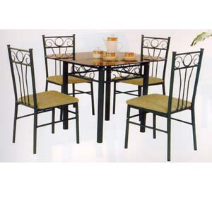 5-Piece Dining Set 2095 (PJ)
