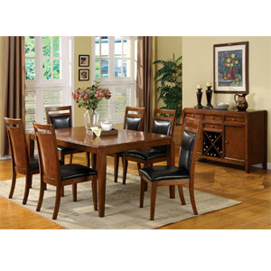 5- Pcs Solid Wood Dinette Set 2525/3525(ML)