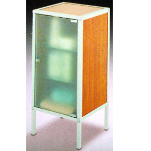 3-Shelf Bathroom Cabinet 2802 (PJ)