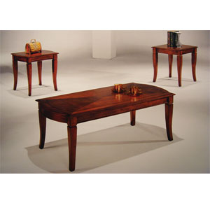 3-Pc Pack Occasional Table Set 2806 (WD)