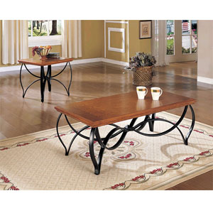 3-Pc Occasional Table Set 2836 (WD)