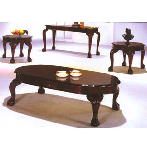3-Pc Cherry Occasional Set 2923 (WD)