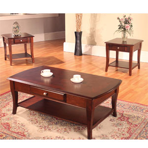 3-Pc Occasional Table Set 2947 (WD)