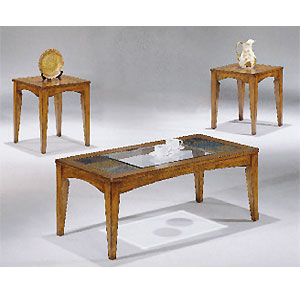 3-Pc Occasional Table Set 2973 (WD)