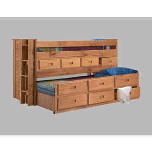 Twin Or Full Size Junior Loft Bed 3 Pc More Than A Furniture Store