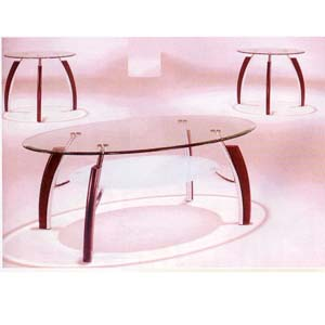 3 Pc Coffee/End Table Set 4318 (ABC)