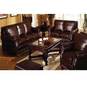 El Dorado Leather Living Room Set, El Dorado Living Room Sets