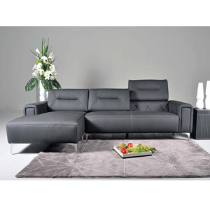 Pure Leather Sectional 5137(JM)
