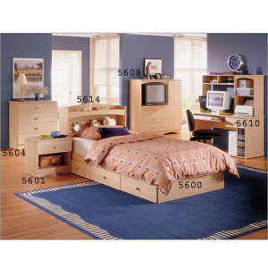 Alegria Bedroom Set 560_ (AZ)