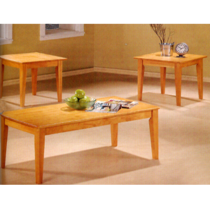 3-Pc Coffee And End Table Set 58_ (CO)