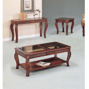 3-Pc Pack Overture Coffee/End Table Set 6152 (A)