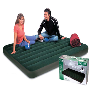 Intex Super-High Airbed with Pump 66967/8/9 (KDYFS16)