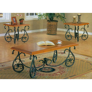 3-Piece Coffee And End Table Set 6745 (A)
