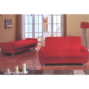 Sofa Sleeper With Storage 7018 Abc