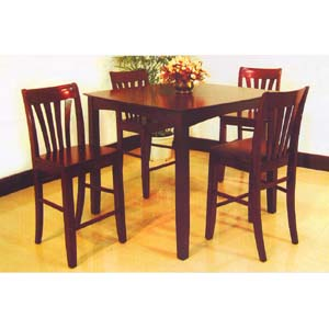 5 Pc Counter Height Dinette Set 7310 (A)