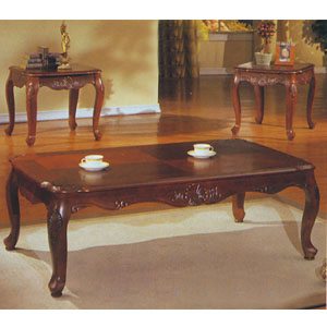 3-Piece Coffee And End Table Set 7619 (A)