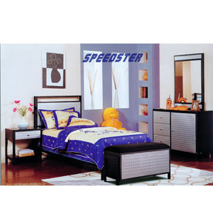 Speedster Bedroom Set 8304 (ML)