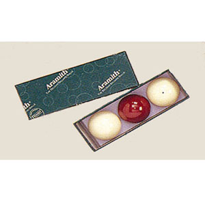 2 3/8ÃÃ 3 Ball Carom Ball Set 872 (TE)