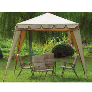 6-Pc Gazebo & Patio Set 91193 (LB)