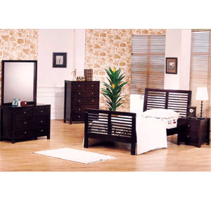 Lugano II Bedroom Set 9220 (A)