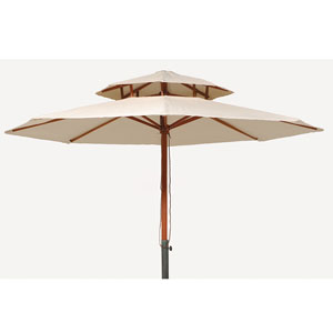 9 ft. 2-Tier Market Umbrella 9323_(LB)