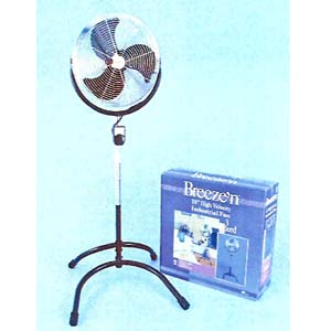 18 UL High Velocity Stand Fan 98201 (LB)