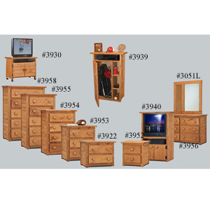 Chests, Bookcase or Nightstand Option 395_ (PC)